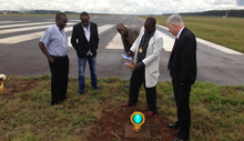 Eldoret Airport Runway Light